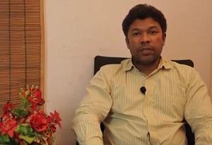 Mr. Velayudham – Director -Tern Engineering & Construction services (p) ltd