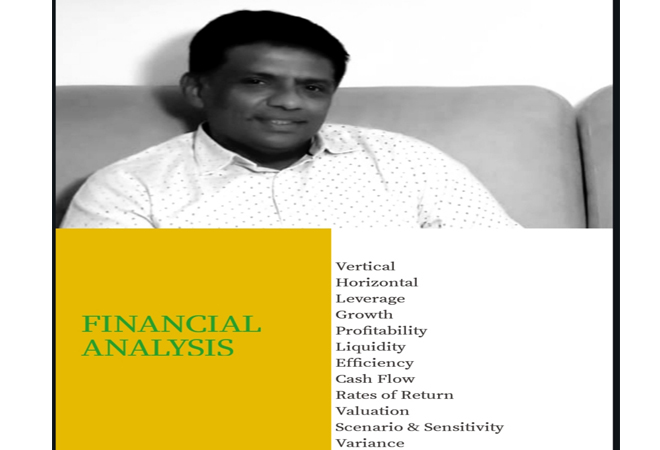 The identical situation of financial analysis