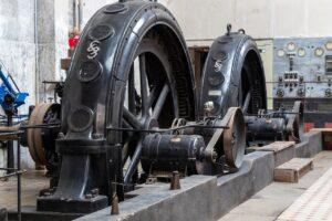 machine, wheel, old